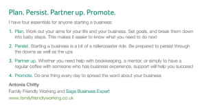 One of the 50 business expert tips